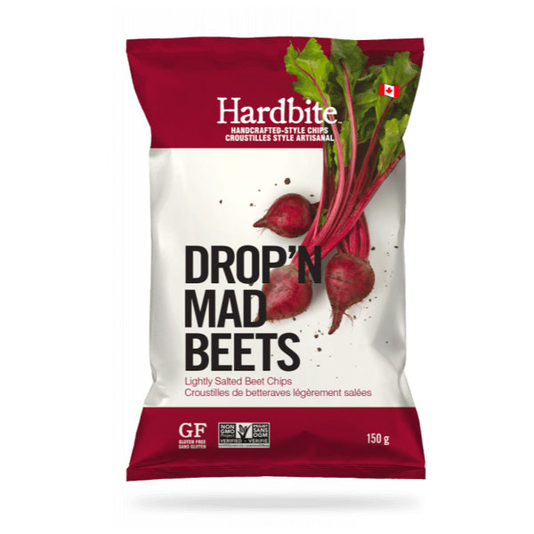 Hardbite, Beet Handcrafted Potato Chips (150g)