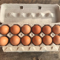 Harley Farms, Pasture Raised Large Brown Eggs (1 Doz)