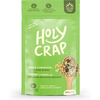 Holy Crap, Apple Cinnamon Breakfast Cereal (225g)