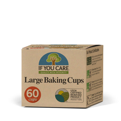 If You Care...Large Baking Cups (60 Count)