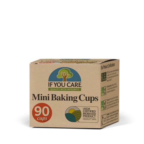 If You Care...Mini Baking Cups (90 Count)