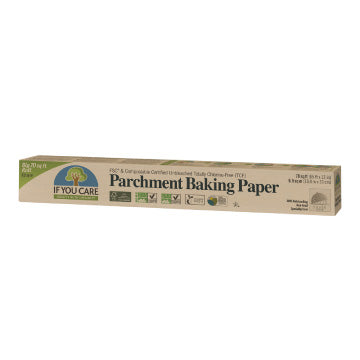 If You Care...Parchment Baking Paper Roll (70 sq ft / 6.5 sq m)