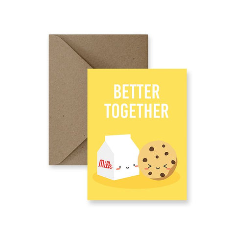 ImPaper, Better Together Greeting Card