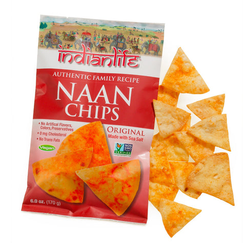 Indialife, Naan Chips (170g)
