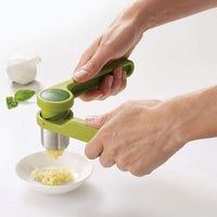 Joseph Joseph, Helix Garlic Press | Green