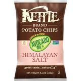 Kettle Brand, Himalayan Salt (w/ Avocado Oil) Potato Chips (119g)