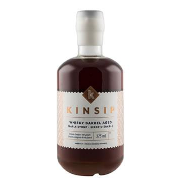 Kinsip, Whisky Barrel Aged Maple Syrup (375mL)