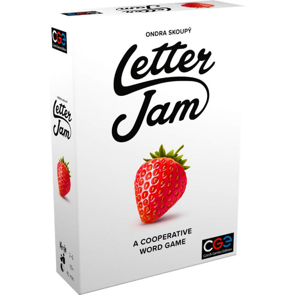 Letter Jam, A Cooperative Word Game