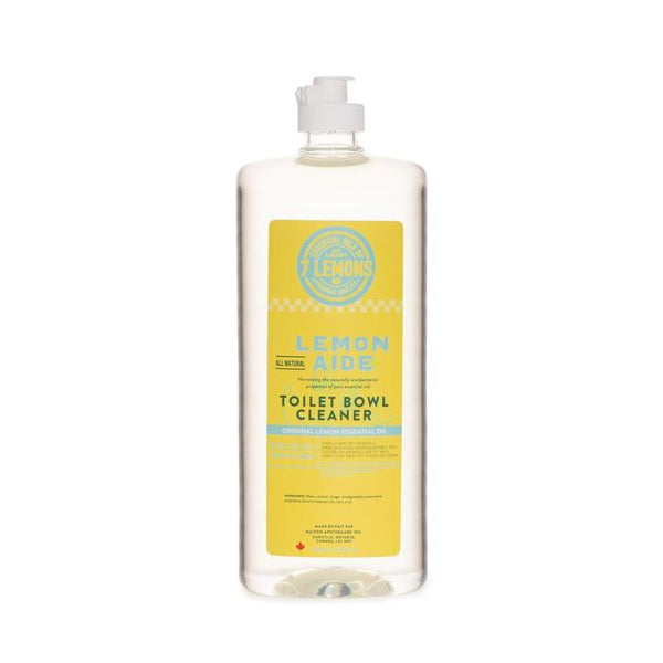 Maison Apothecare, Lemon Aide Toilet Bowl Cleaner (750mL)