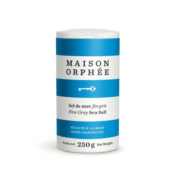 Maison Orphée, Fine Grey Sea Salt (250g)