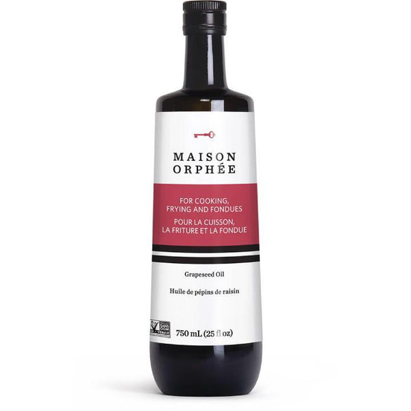 Maison Orphée, Grapeseed Oil (750mL)