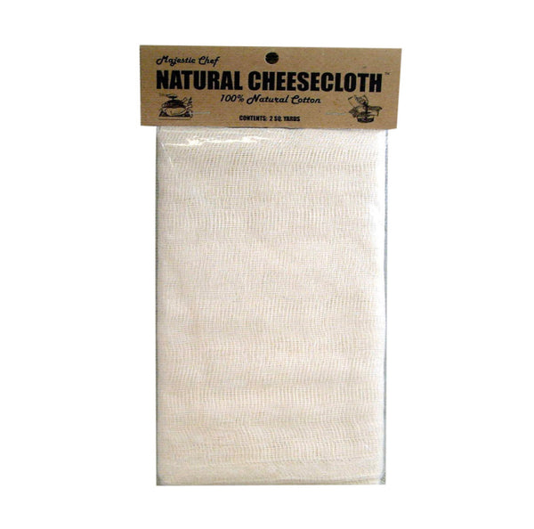 Majestic Chef, Natural Cotton Cheesecloth (2 Square Yards)
