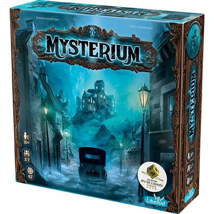 Mysterium – A Ghostly Cooperative Game of Deduction & Teamwork