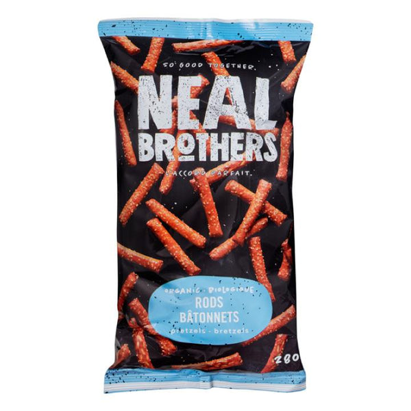 Neal Brothers, Organic Pretzel Rods (280g)