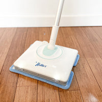 Nellie's Clean, Rechargeable Cordless Oscillating Mop