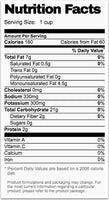 Nutrition Facts: Alexia, Seasoned Waffle Cut Fried Potatoes (567g)