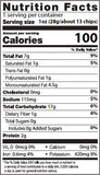 Nutrition Facts: Kettle Brand, Himalayan Salt (w/ Avocado Oil) Potato Chips (119g)