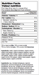Nutrition Facts: Simply Organic, Classic Fajita Simmer Sauce | for Beef or Chicken (227g)