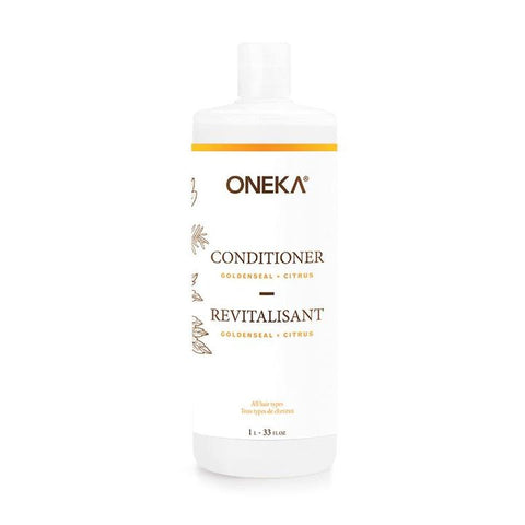 Oneka, Goldenseal + Citrus Hair Conditioner (1L)