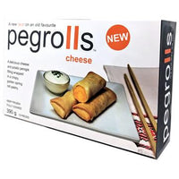 Pegrolls, Cheese Perogie/Spring Roll Pastry (390g)