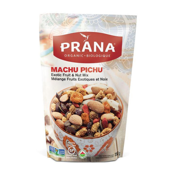 Prana, Exotic Nuts & Fruit Mix | Machu Pichu (150g)