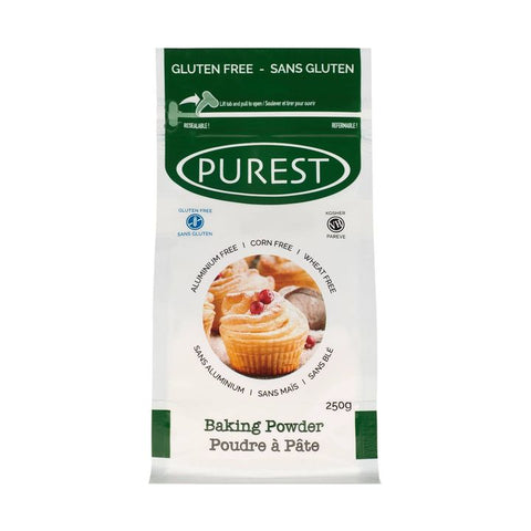 Purest, Baking Powder (250g)
