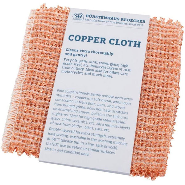 Redecker, Copper Cloth (2 Pack)