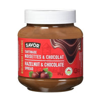 Savör, Organic Hazelnut & Chocolate Spread (375g)