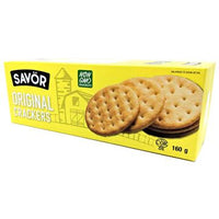 Savör, Original Crackers (160g)