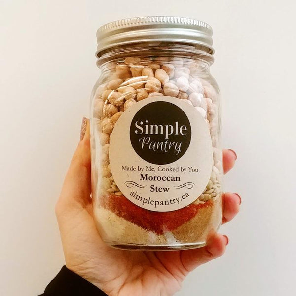 Simple Pantry, Moroccan Stew Mix | Serves 4-6