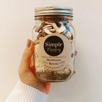 Simple Pantry, Mushroom Risotto Mix | Serves 4-6