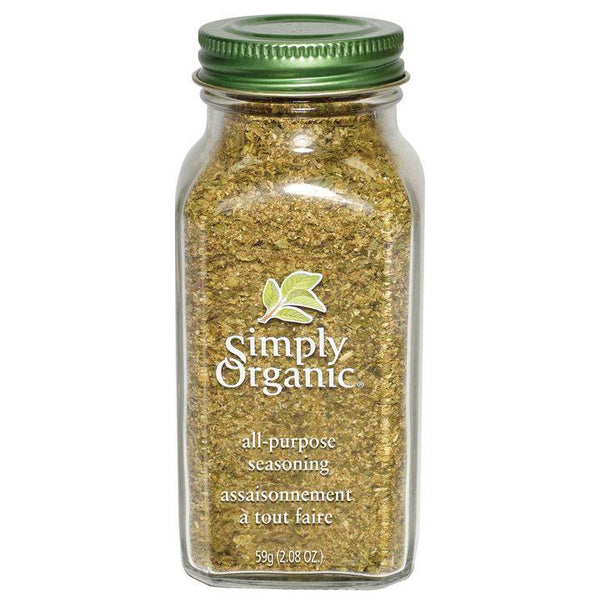 Simply Organic, All Purpose Seasoning (59g)