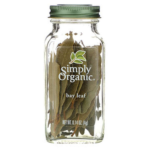 Simply Organic, Bay Leaf (4g)