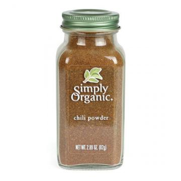 Simply Organic, Chili Powder (82g)