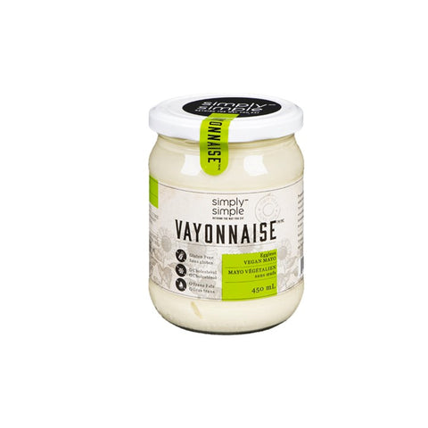 Simply Simple, Vayonnaise Vegan Mayo (450ml)