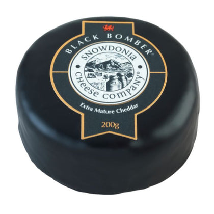 Snowdonia, Black Bomber Aged Cheddar Cheese (200g)