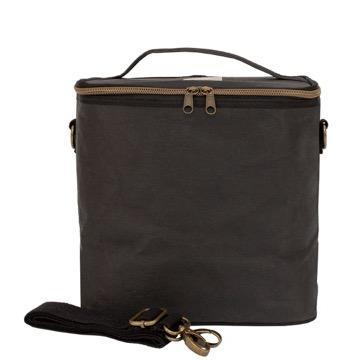 SoYoung, Black Paper Lunch Poche / Bag