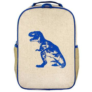 SoYoung, Blue Dino Grade School Backpack