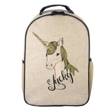 SoYoung, Lucky Unicorn Toddler Backpack