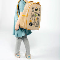 SoYoung, Wee Gallery Pups Toddler Backpack