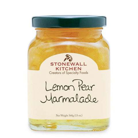 Stonewall Kitchen, Lemon Pear Marmalade (369g)