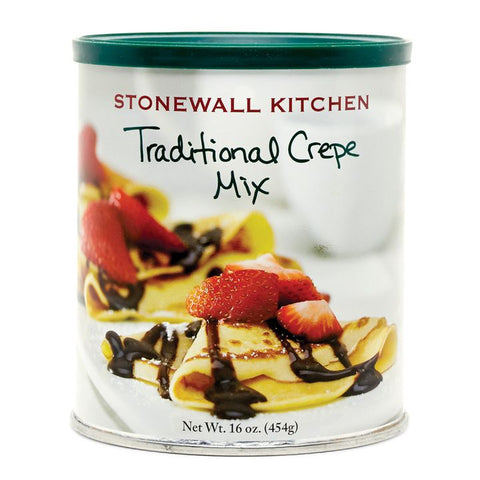 Stonewall Kitchen, Traditional Crepe Mix (454g)