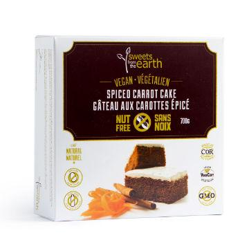 Sweets from the Earth, Spiced Carrot Cake (700g)