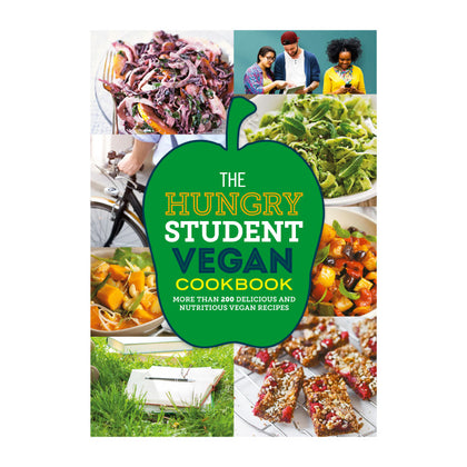 The Hungry Vegan Student Cookbook (Softcover, 224 Pages)