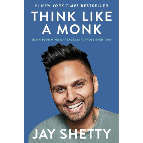 Think Like a Monk (HC, pp 352)
