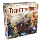 Ticket to Ride: A Fast Paced Railroad Strategy Board Game