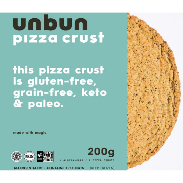 Unbun, Keto Pizza Crust (200g)