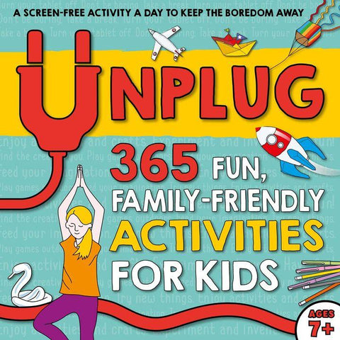 Unplug by S. Hayes, P. Jacobs & M. Butterfield (SC, pp. 288)