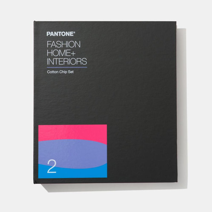 Pantone FHI Cotton Chip Set