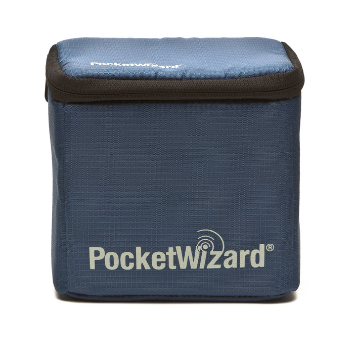 PocketWizard G Wiz Squared PW Case - Blau